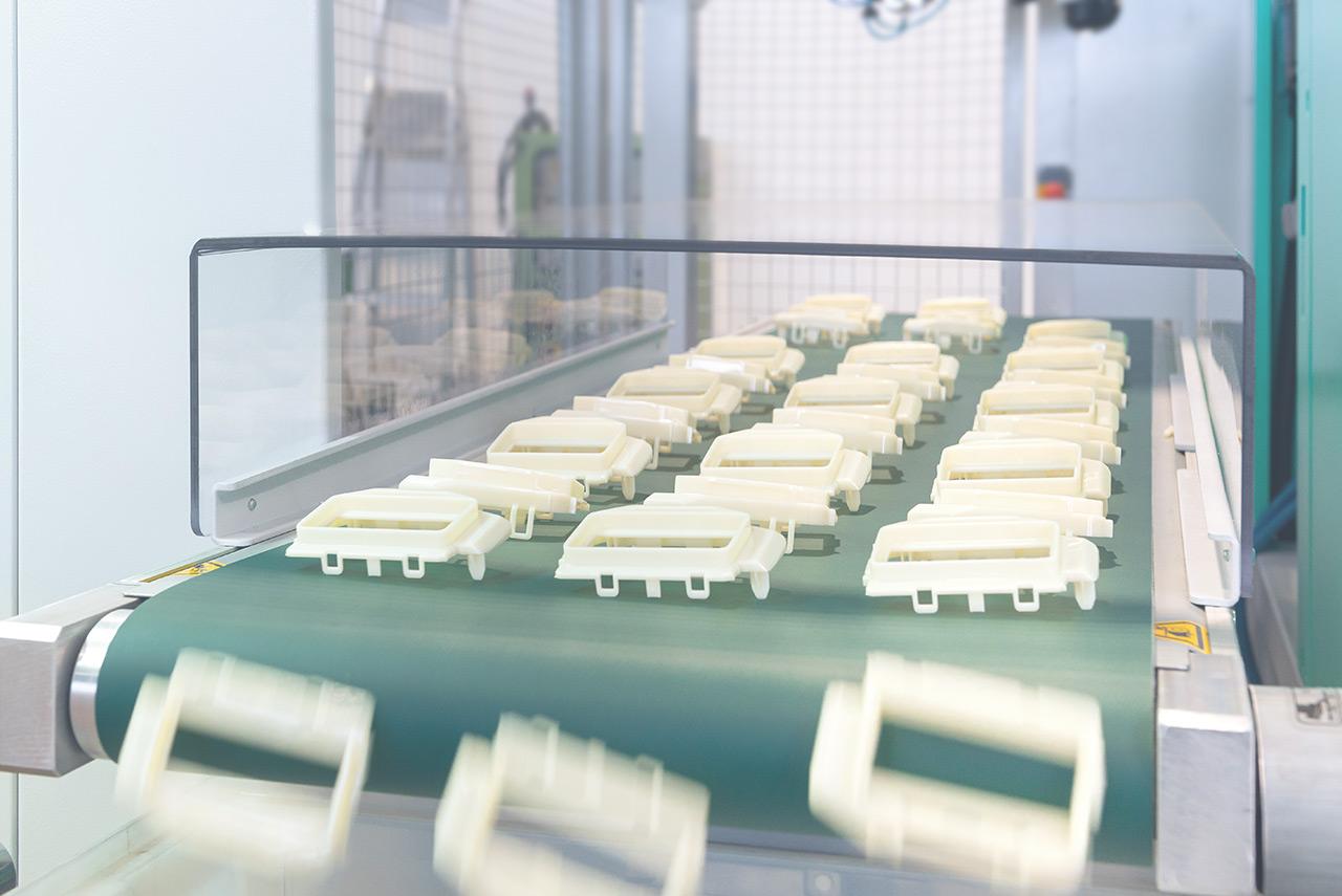 Heussinger Kunststoff Thermoplast Formteile