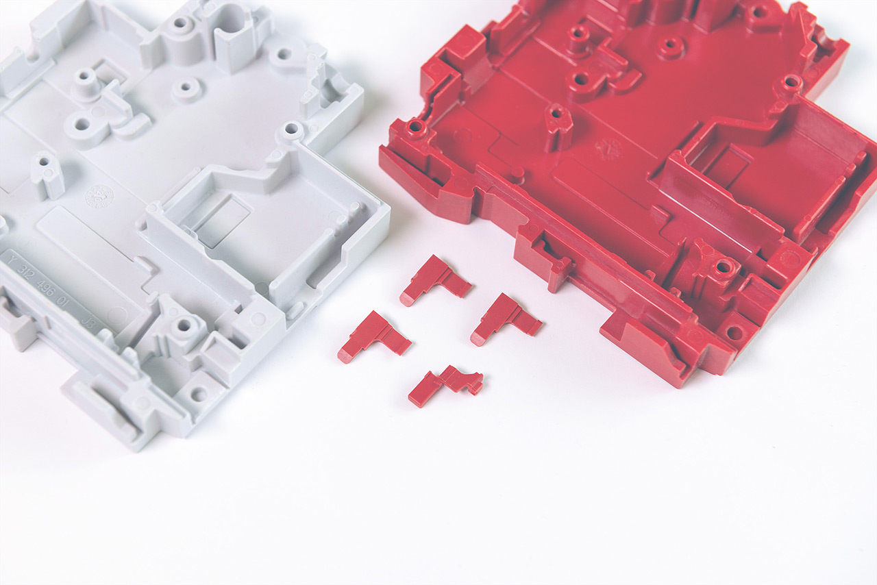 Heussinger Kunststoff Duroplast Formteile